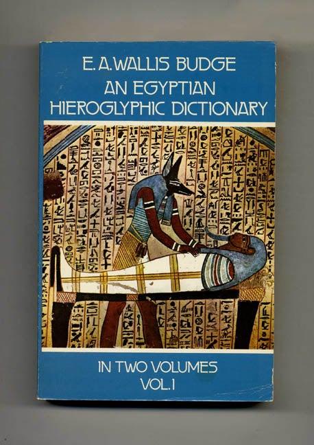 egyptian dictionary