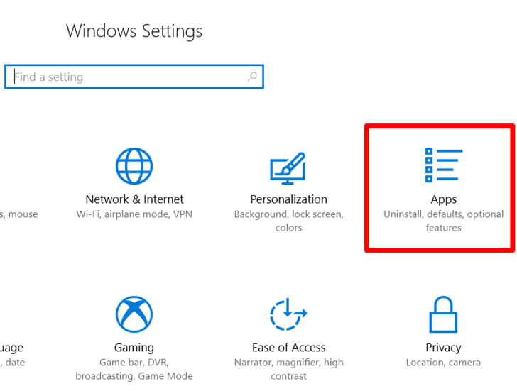 howto change windows 10 default application for opening downloads