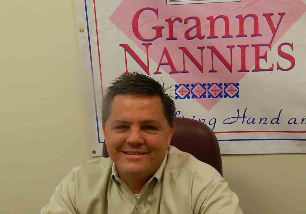granny nannies application