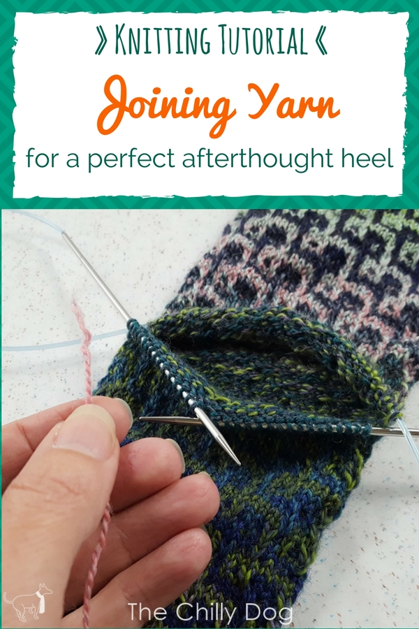 joining knitting in the round instructions