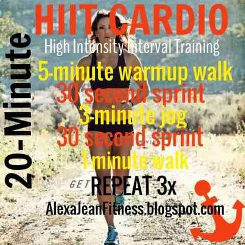 guide to hit cardio