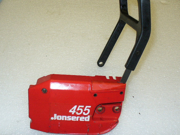 jonsered chainsaw repair manual