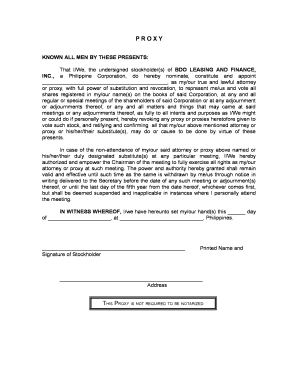 free special power of attorney pdf