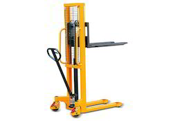 manual hand stacker india