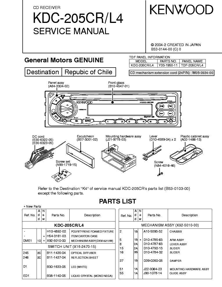 kenwood kdc bt620u manual