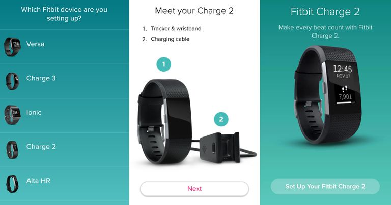 fitbit com setup instructions