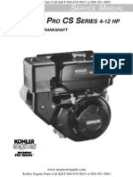 kohler ch20s service manual