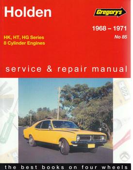 eh holden workshop manual