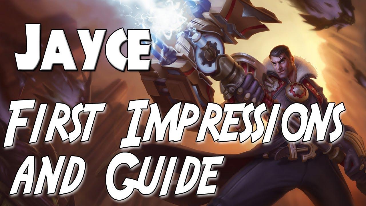 jayce guide youtube
