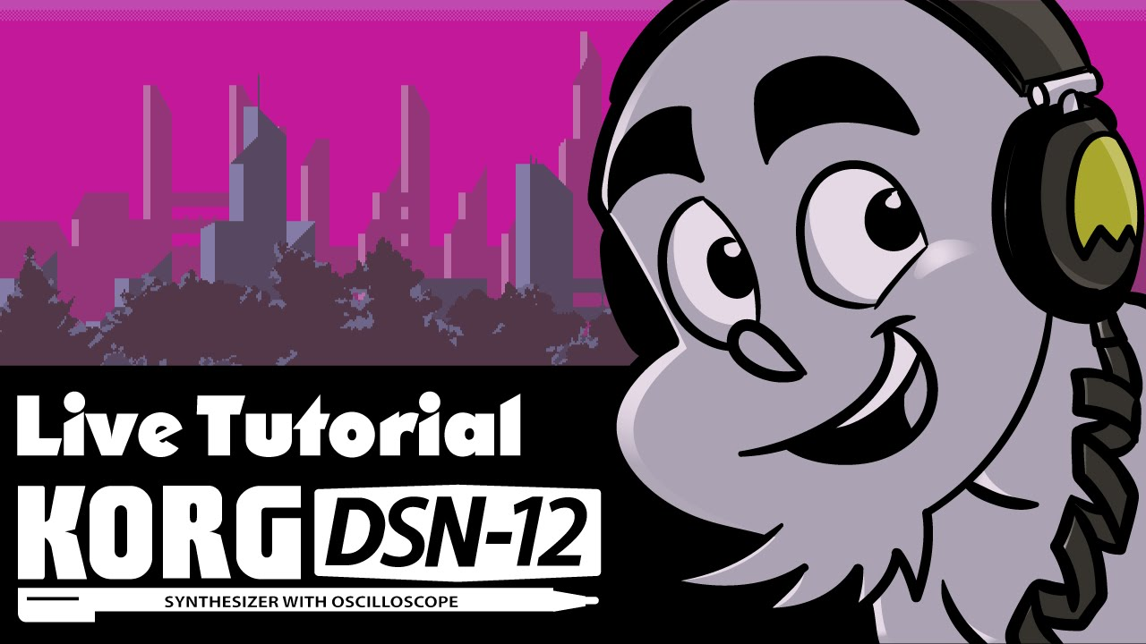 korg dsn 12 manual