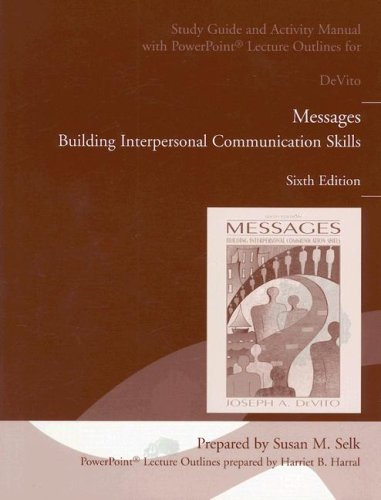 interpersonal communication manual