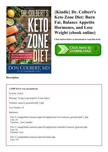 keto reset diet pdf