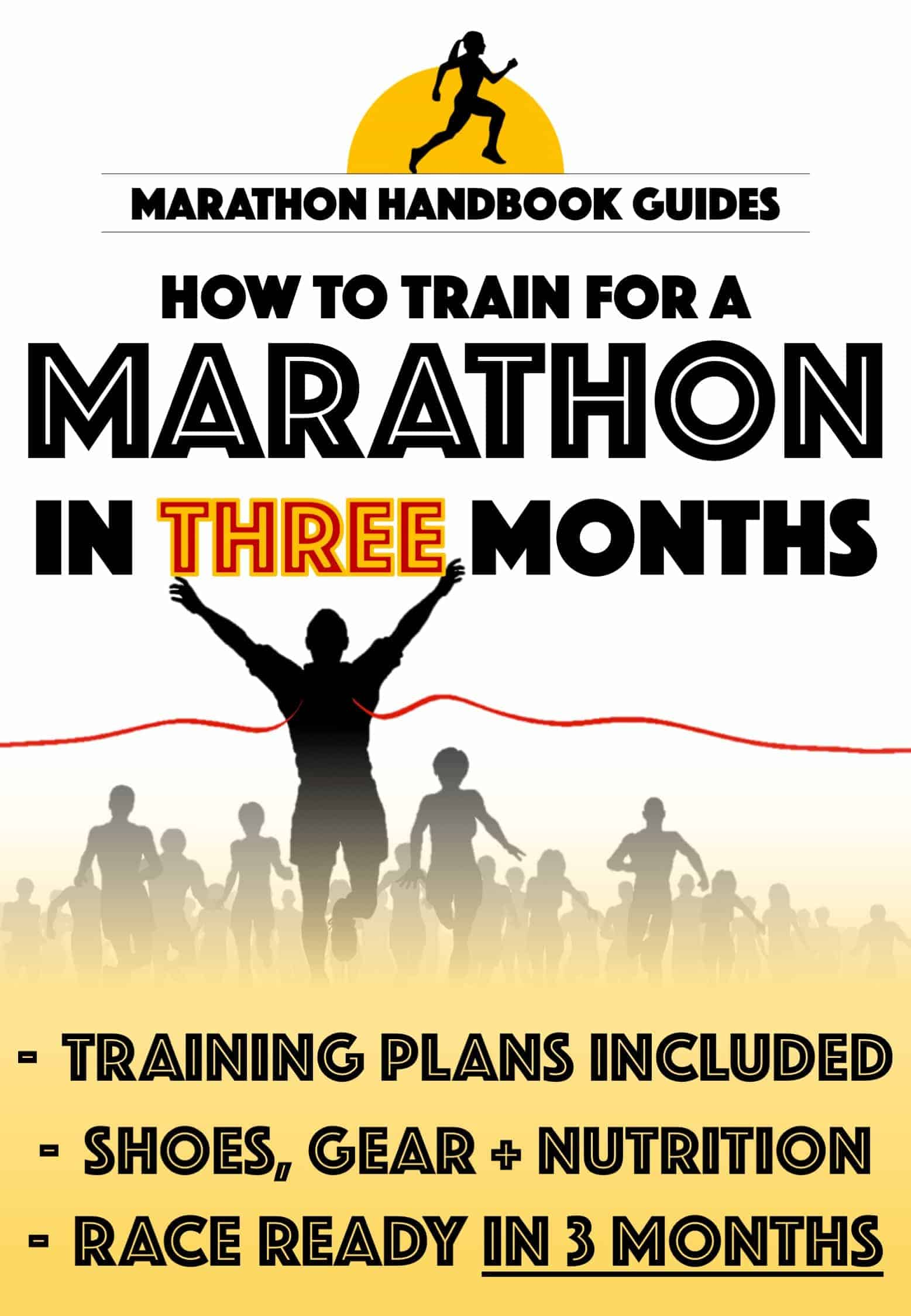 guide to running your first marathon