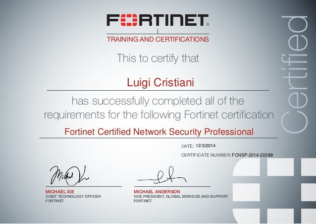 fortinet nse 1 training pdf