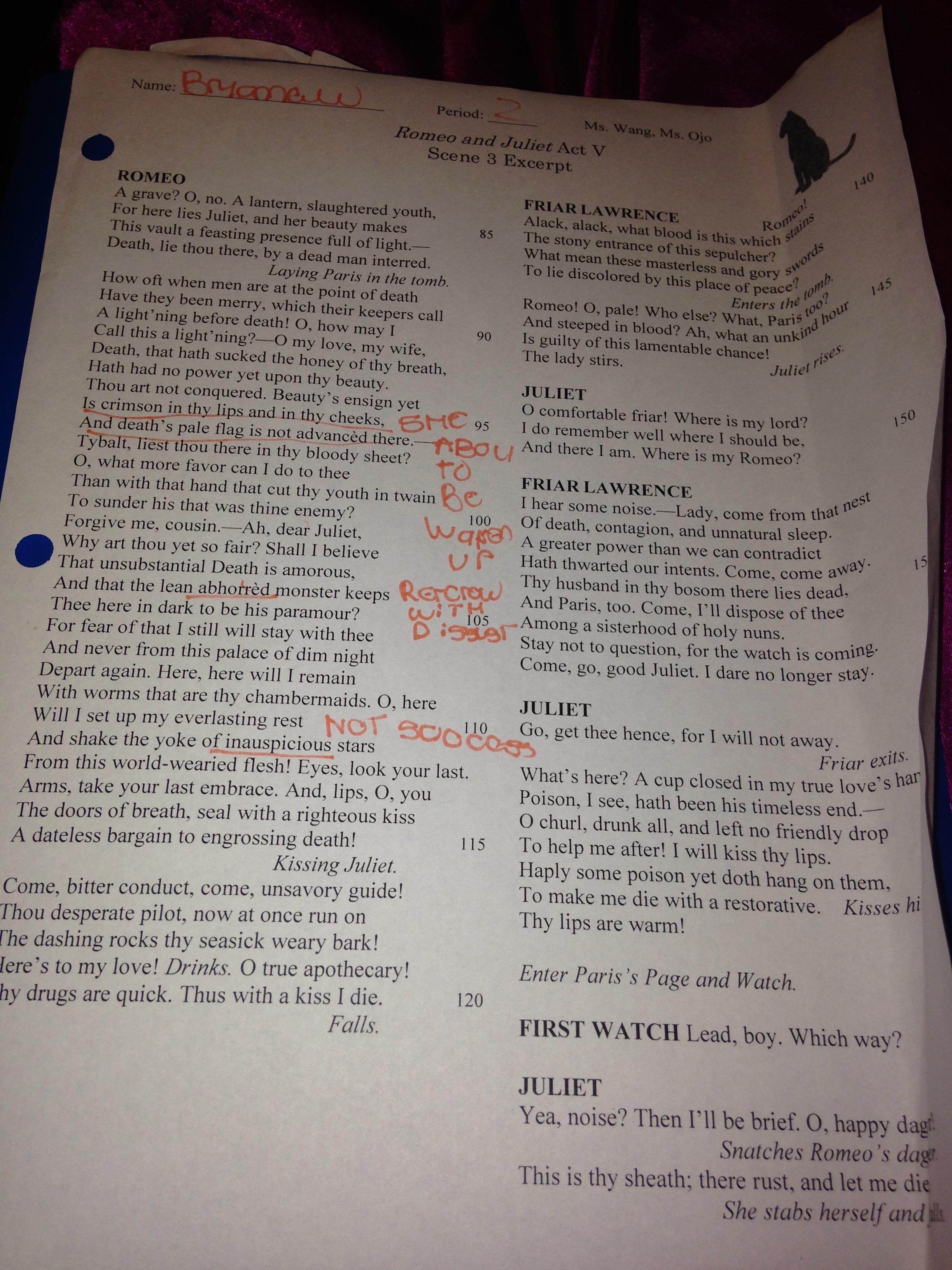 hamlet act 5 scene 2 pdf