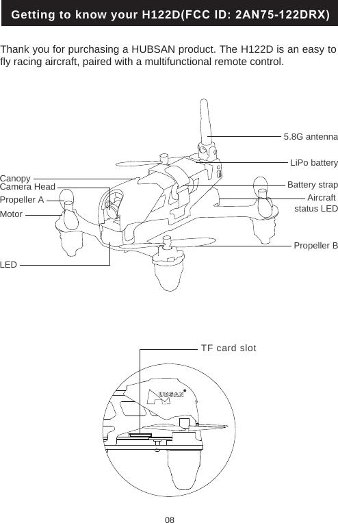 hubsan h122d x4 storm manual