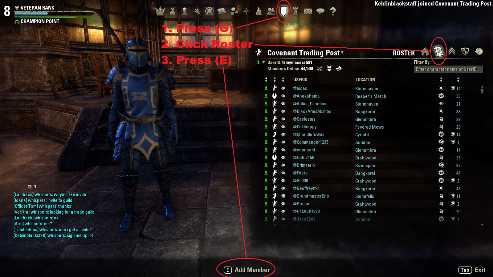 eso guide for new players