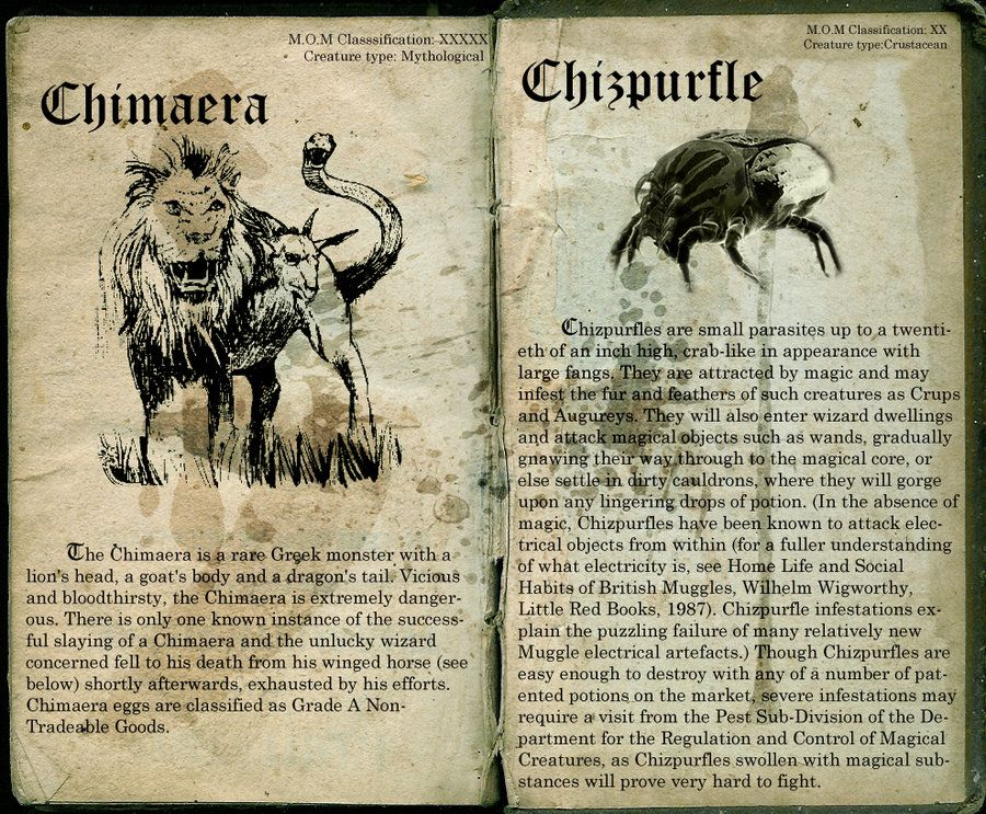 fantastic beasts and where to find them book pdf free