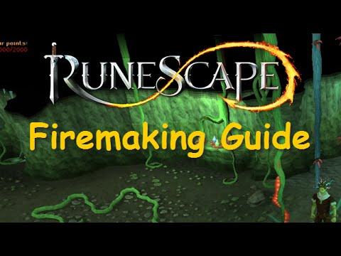 firemaking guide