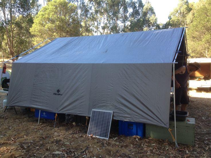 leisureline weekender canvas tent instructions
