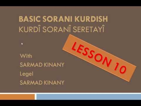 learn sorani kurdish pdf