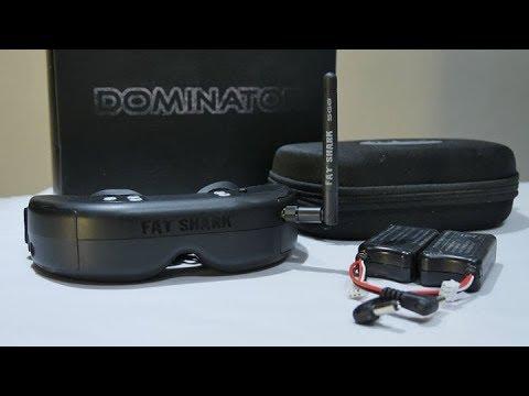 fatshark dominator v1 manual