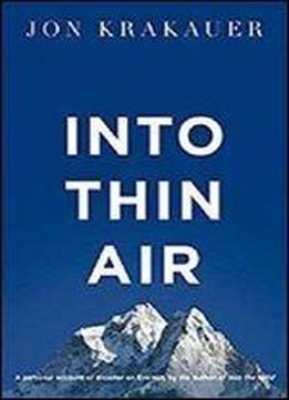 into thin air pdf