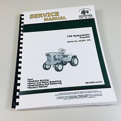 john deere x595 parts manual