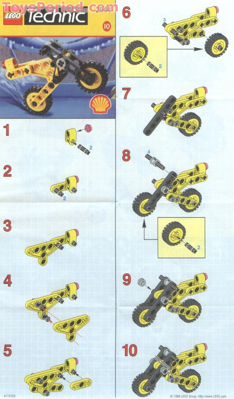 k pin mini instructions