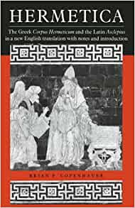 hermetica the greek corpus hermeticum and the latin asclepius pdf
