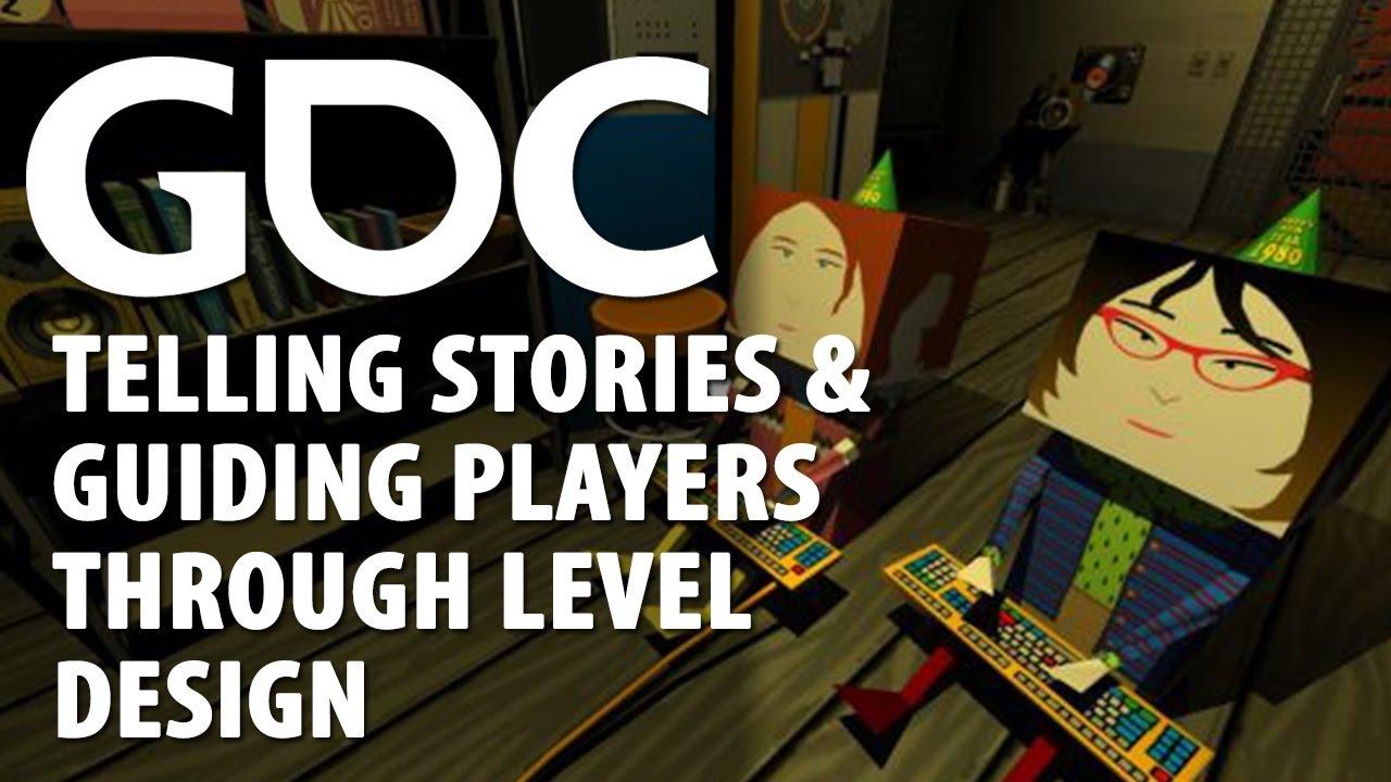 guide players through level design