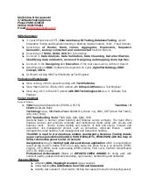 manual testin of website