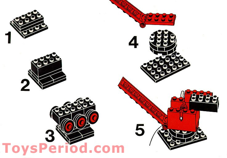 lego brick instructions