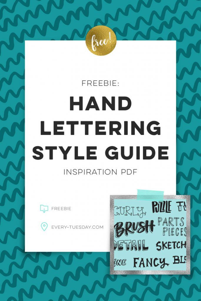 every tuesday brand style guide