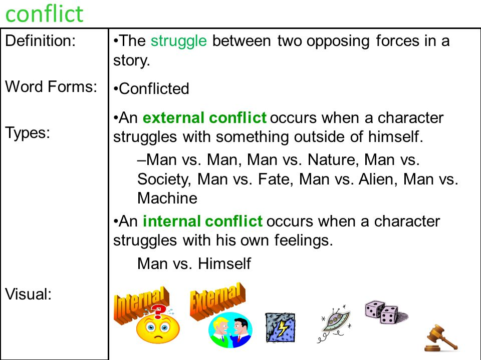 international conflict definition dictionary