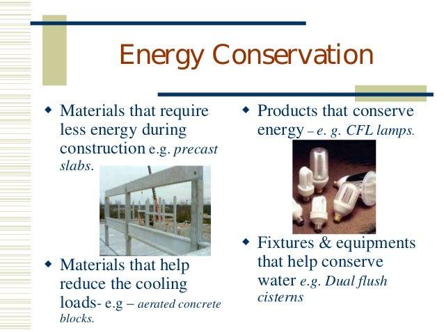 environmentally friendly building materials pdf