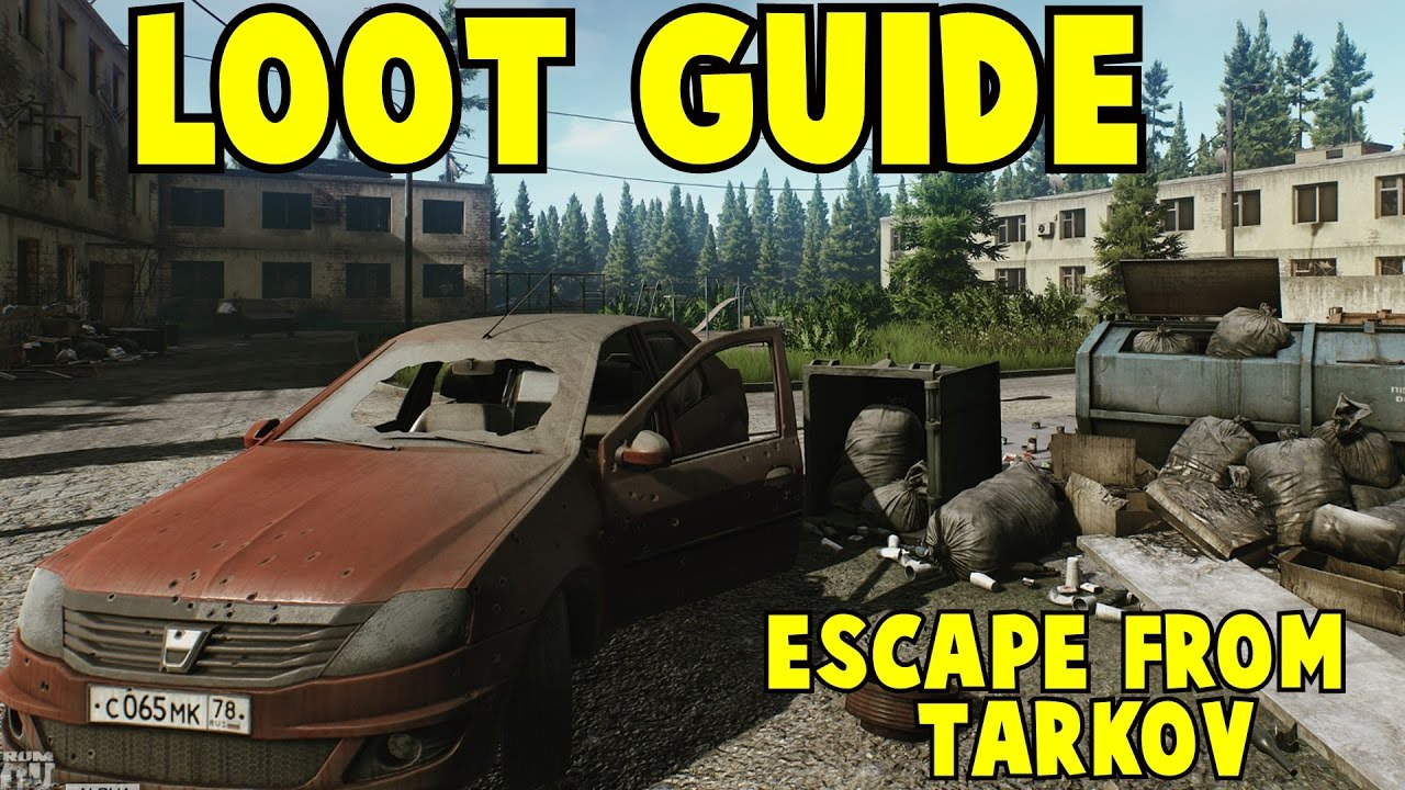 escape frm tarkov quest guide