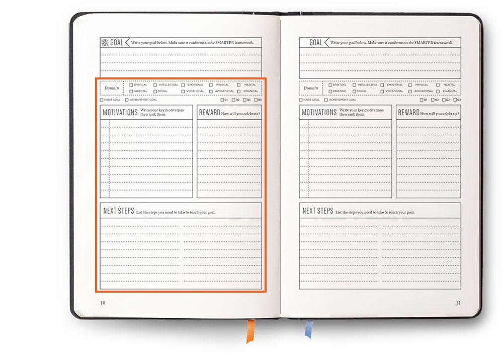focus planner pdf
