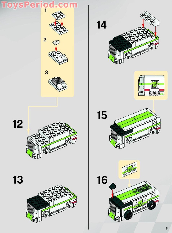 lego brick instructions