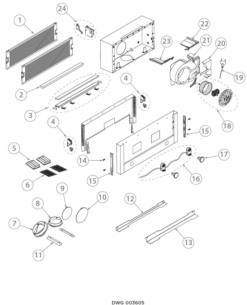fisher paykel parts manual