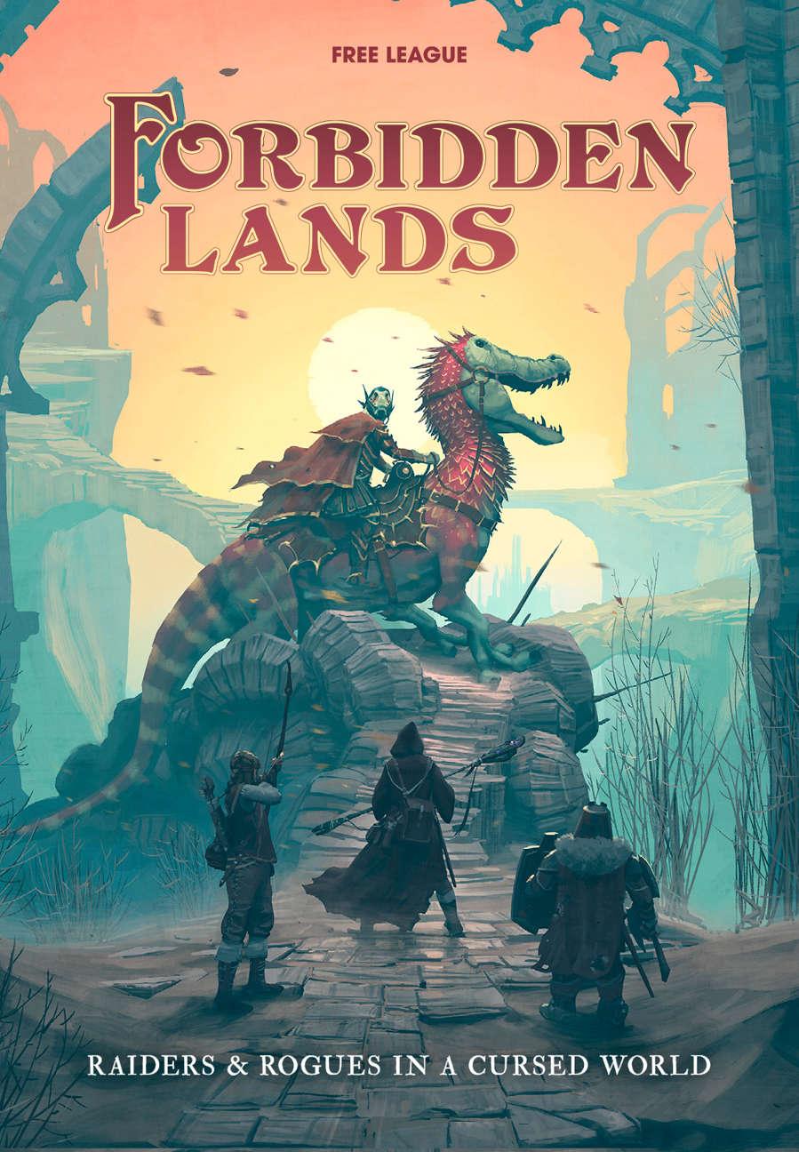 forbidden lands rpg pdf download