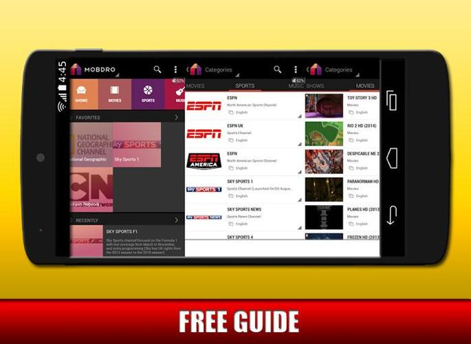 free online tv guide