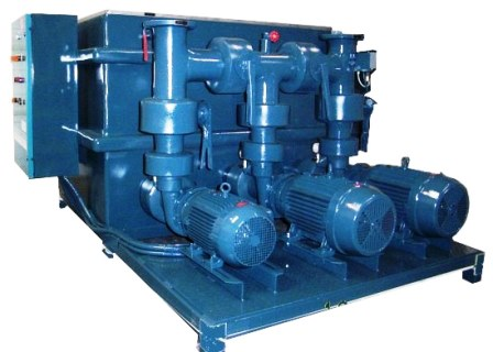 heat pump chiller application