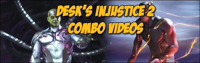 injustice 2 flash combo guide