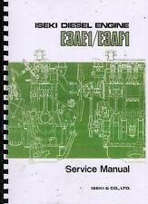 iseki 3510 manual