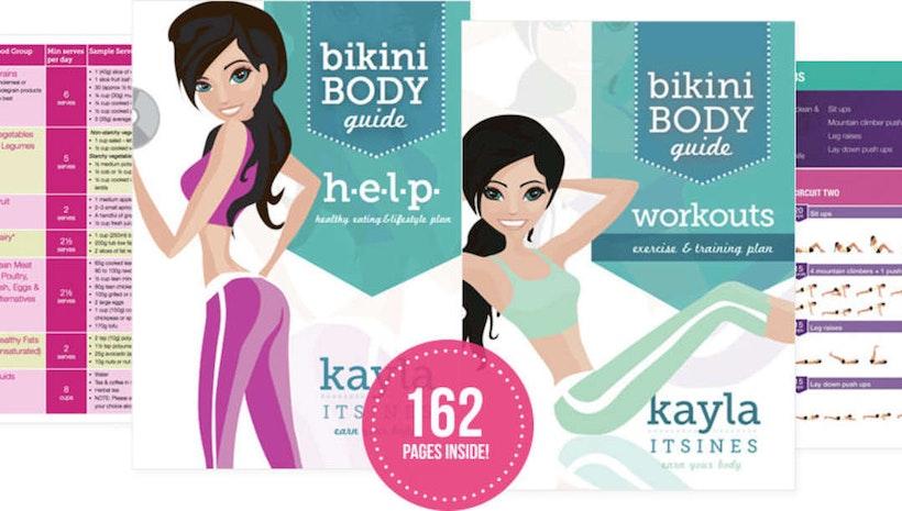 kayla itsines bikini body guide diet