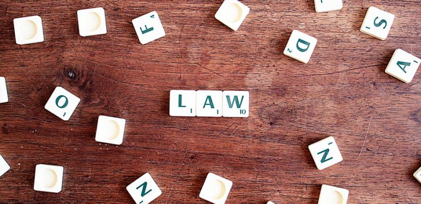 legal glossary personality