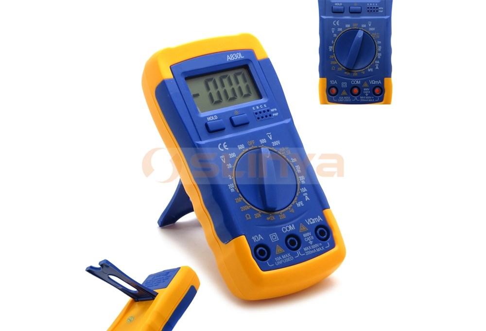 m820b multimeter manual