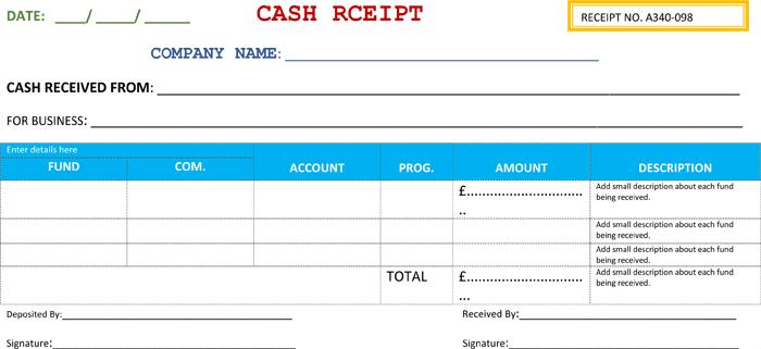 manual cash book examples