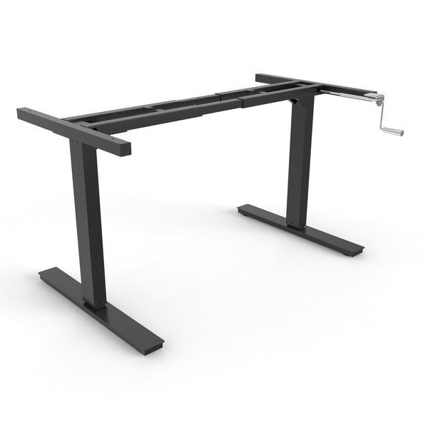 manual sit stand desk uk